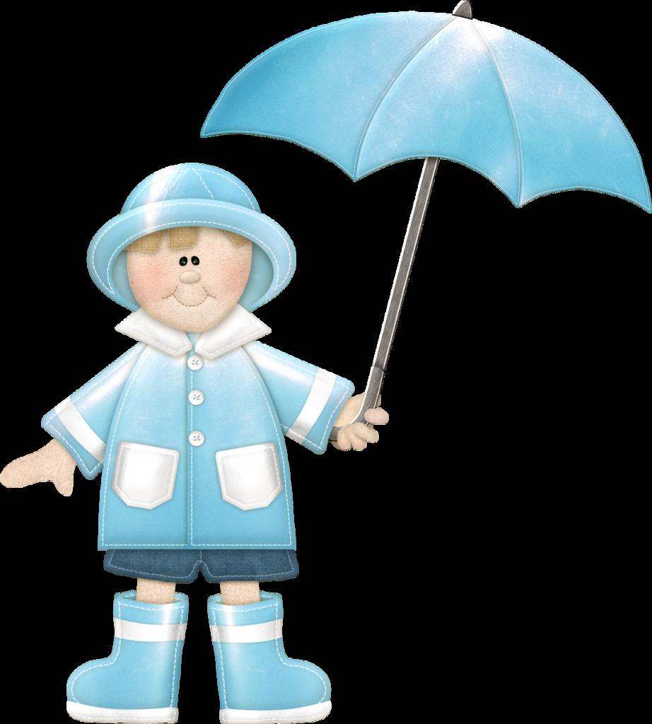 Clipart winter rain. Boy png album boypng
