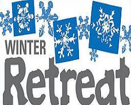 Winter clipart retreat. Free