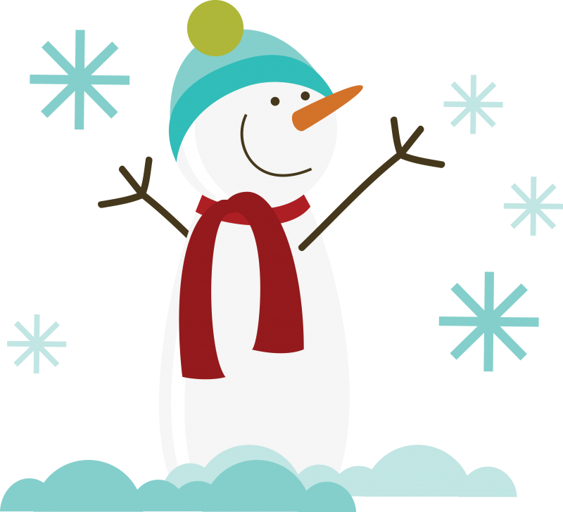 Clipart winter scrapbook. Free svg of the