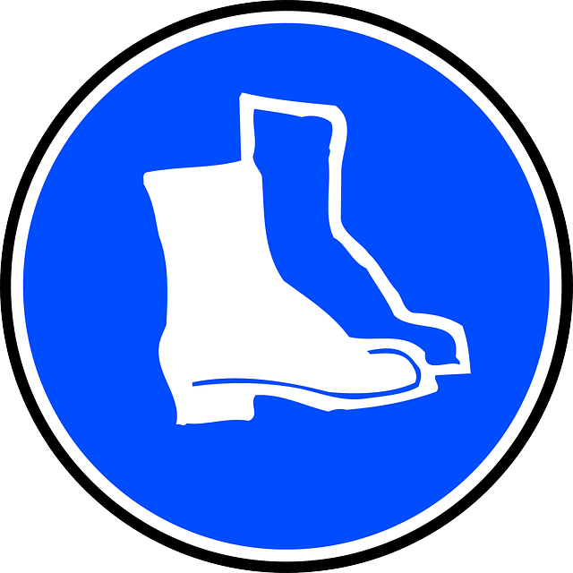 Feet clipart kind foot. Boots safety boot pencil