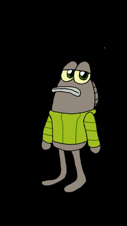 Spongebob tumblr . Clipart winter sweater