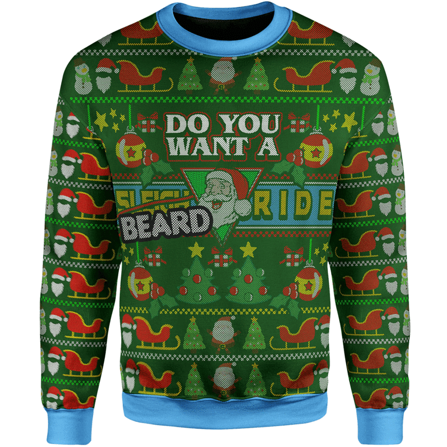 Clipart winter sweater. Rainbow unicorn christmas lunafide