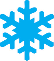 Search results for blue. Winter clipart symbol