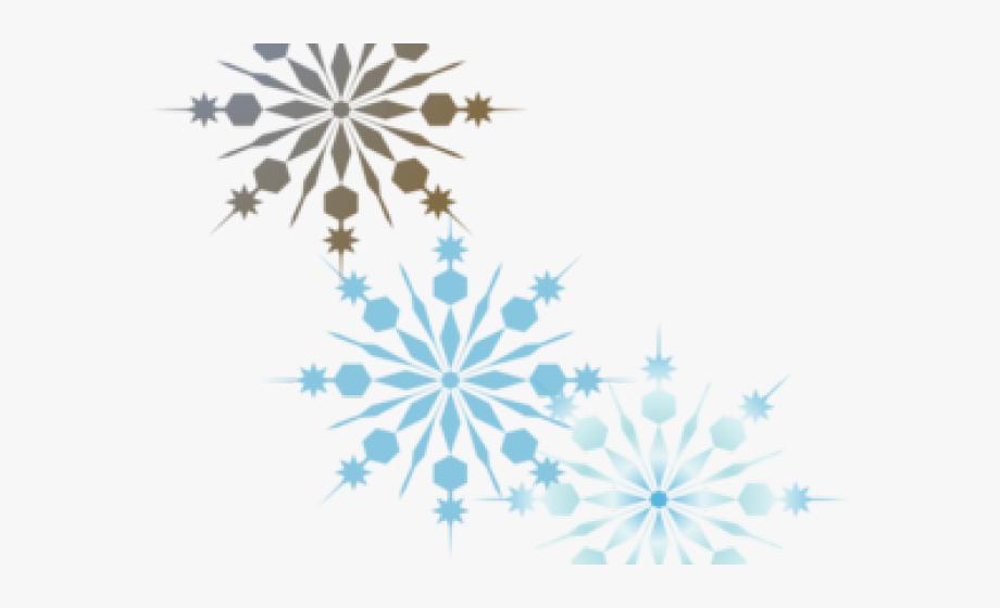 Winter clipart transparent background. Snowflake wonderland