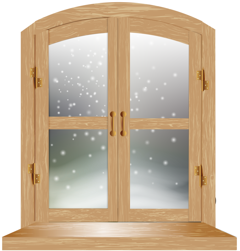 Hubpicture pin . Winter clipart window