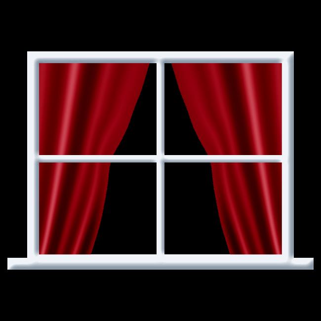 casas puertas y. Curtain clipart gingerbread house window