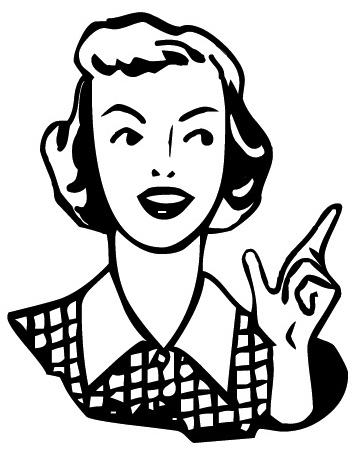 Women clip art free. Clipart woman