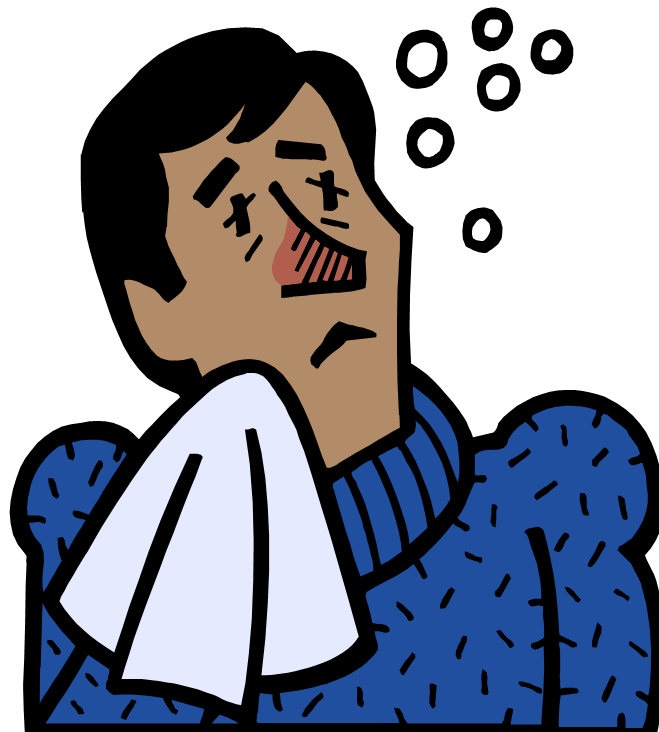Flu clipart influenza symptom. Everett woman among deaths