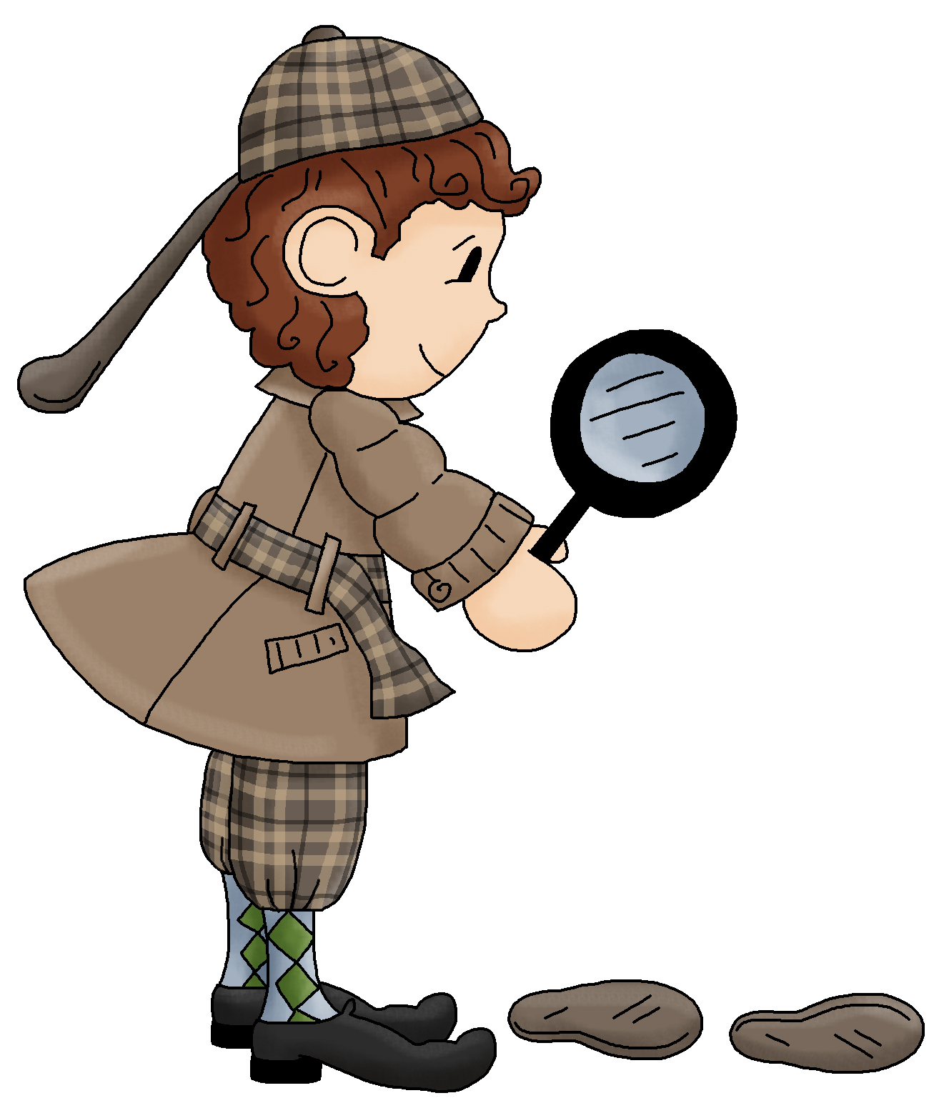 Detective clipart free kid. Pictures of download clip