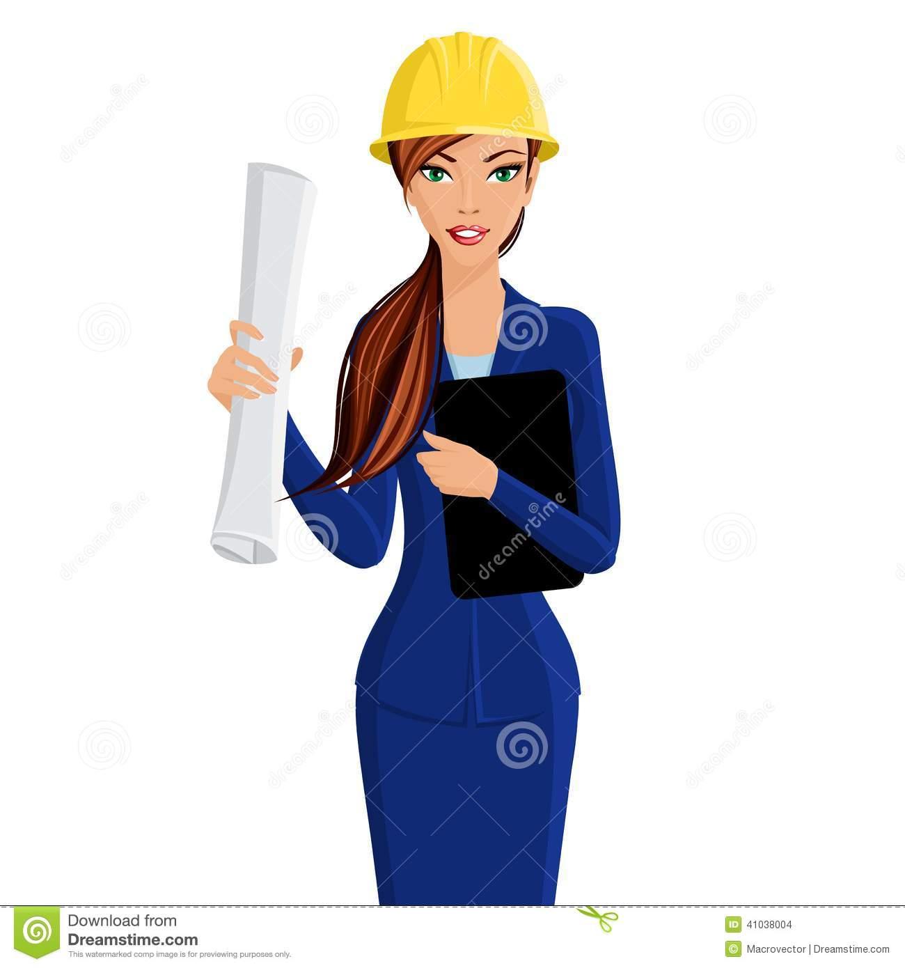 Free download best . Engineer clipart female engineer