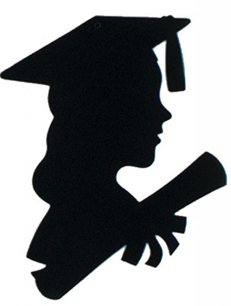 Free girl graduation cliparts. Graduate clipart logo