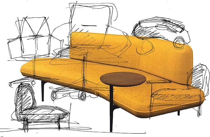 Top designers patricia urquiola. Furniture clipart interior design