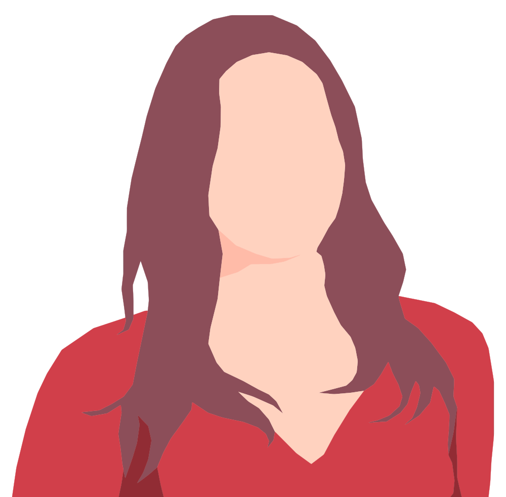 Professional clipart female avatar. Onlinelabels clip art faceless