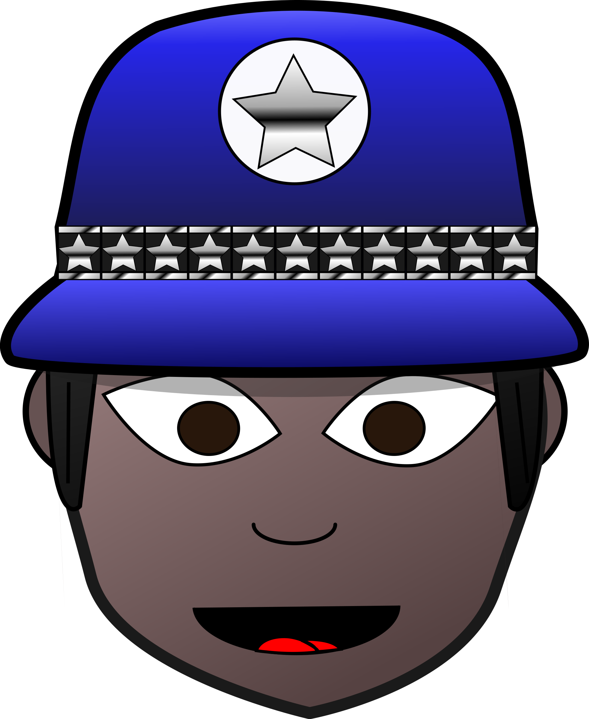 Woman big image png. Dress clipart police