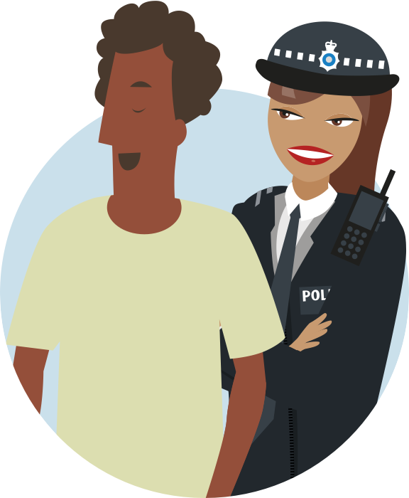 Member referral offer metfriendly. London clipart police london