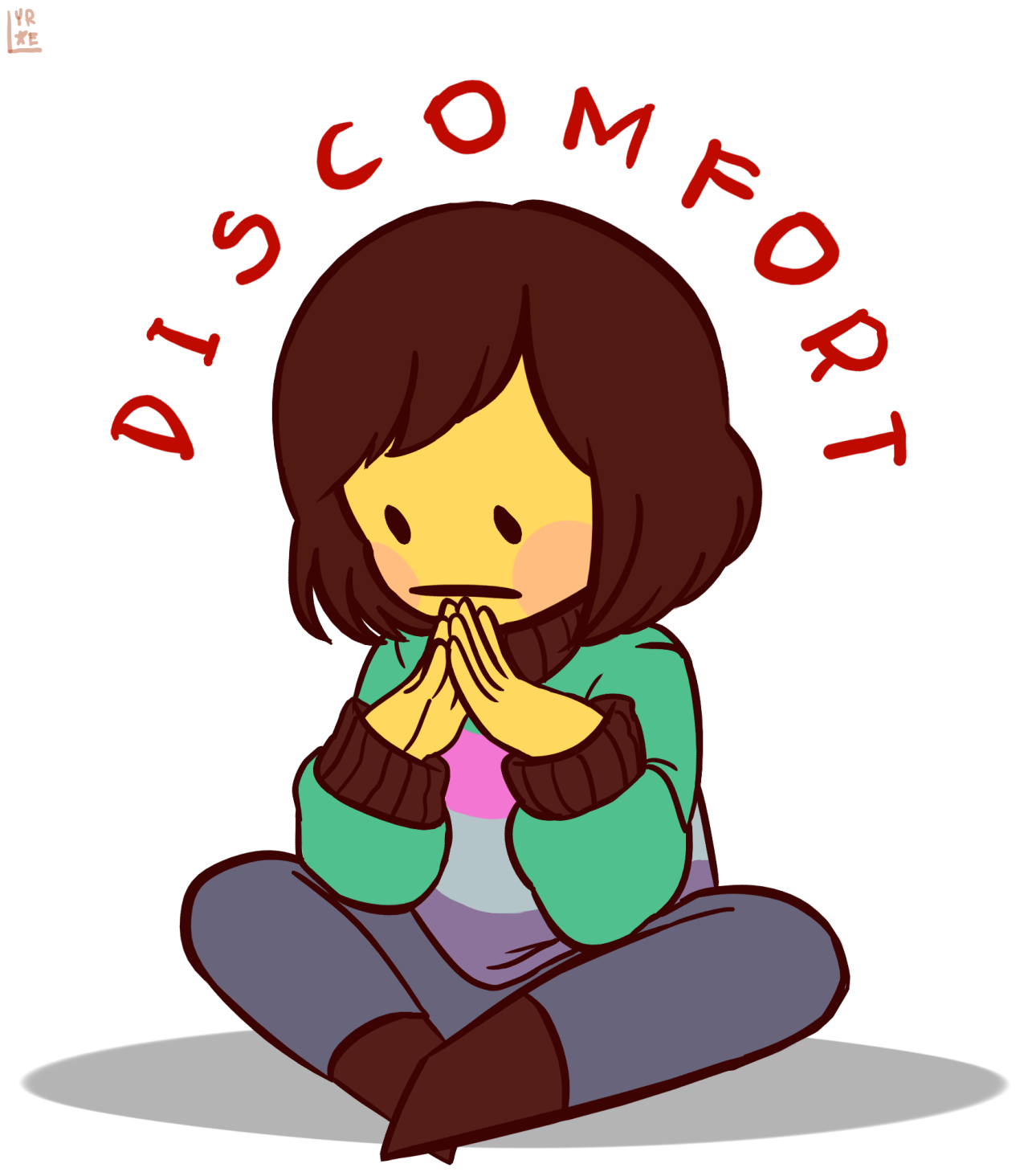 Collection of free discomforted. Hurt clipart epigastric pain