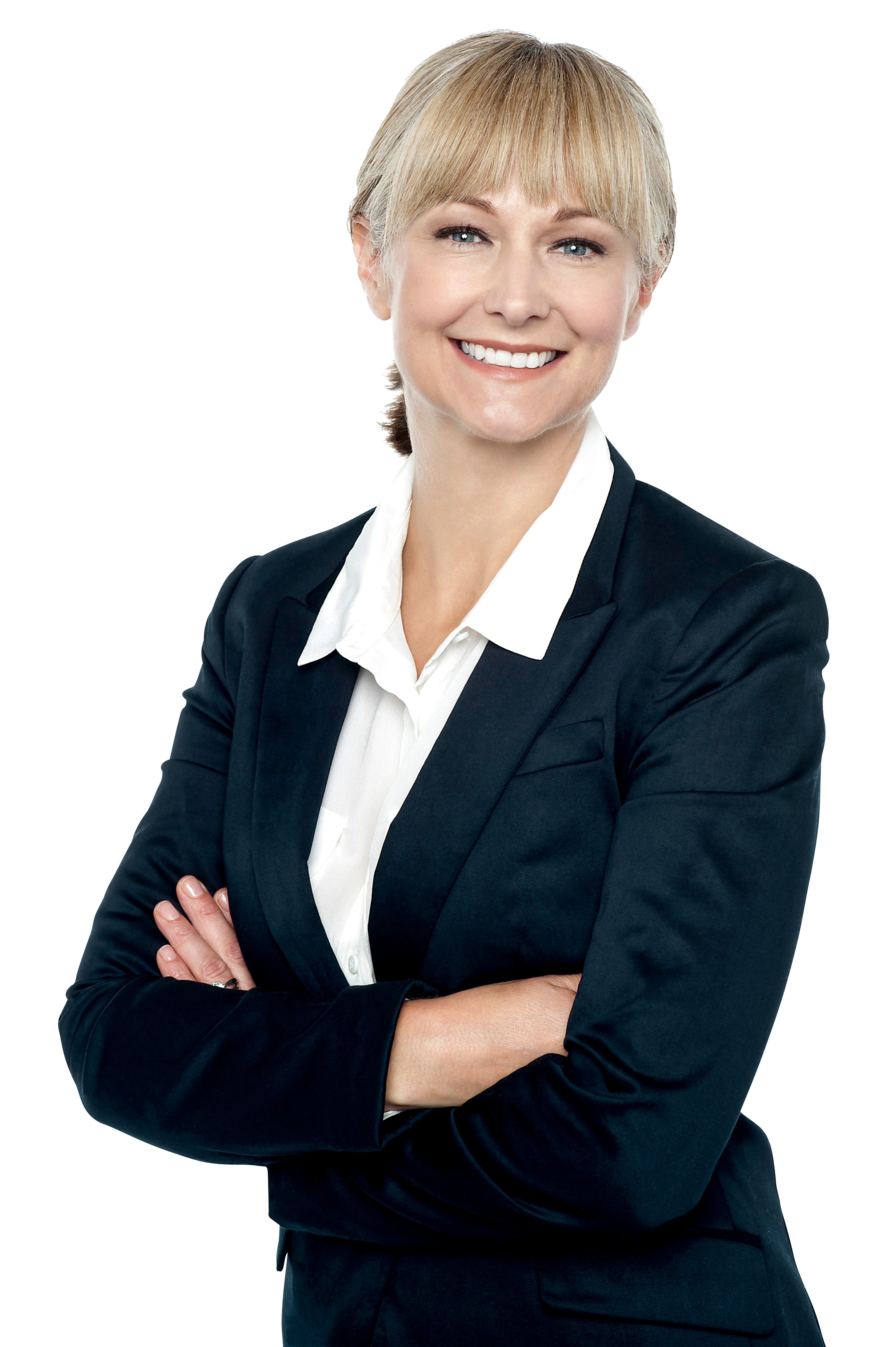 Women in suit image. Free png images for commercial use