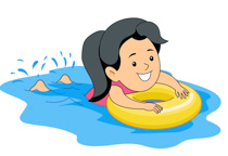 Free download best on. Swimsuit clipart swimmer