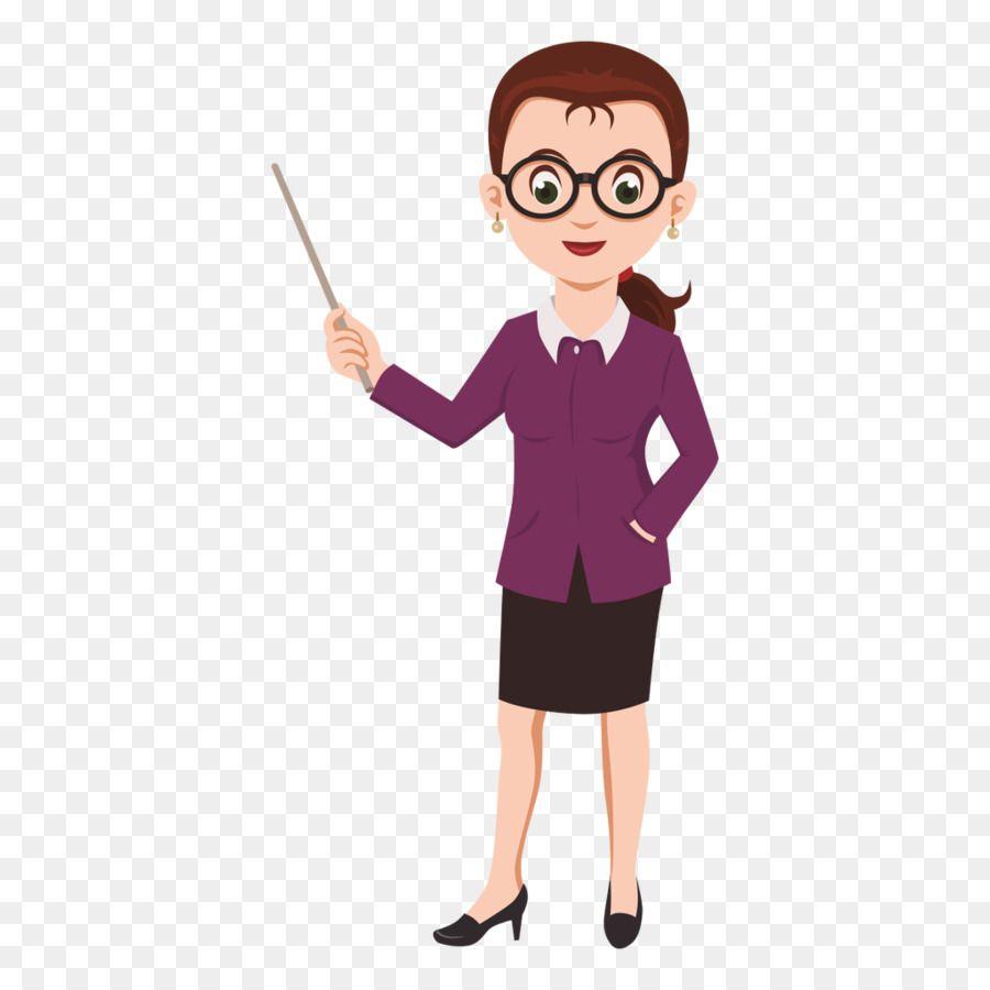 lady clipart professor