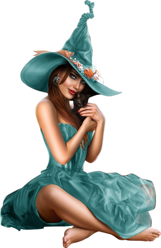 Sorci re png tube. Vampire clipart witch
