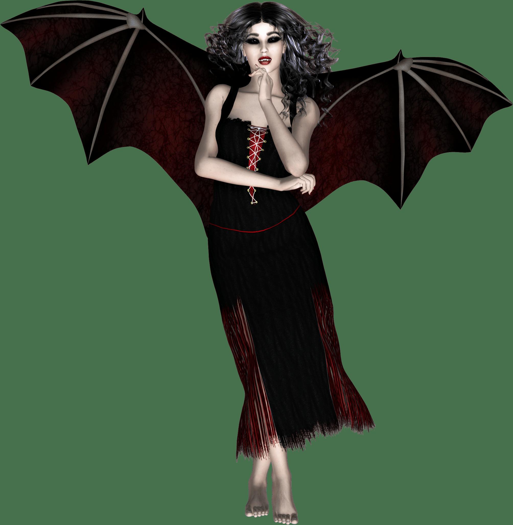 vampire clipart lady vampire
