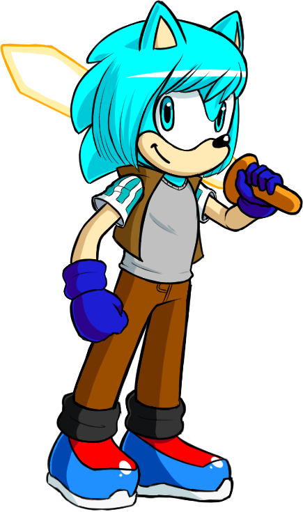 Kyle tyris the hedgehog. Conflict clipart protagonist