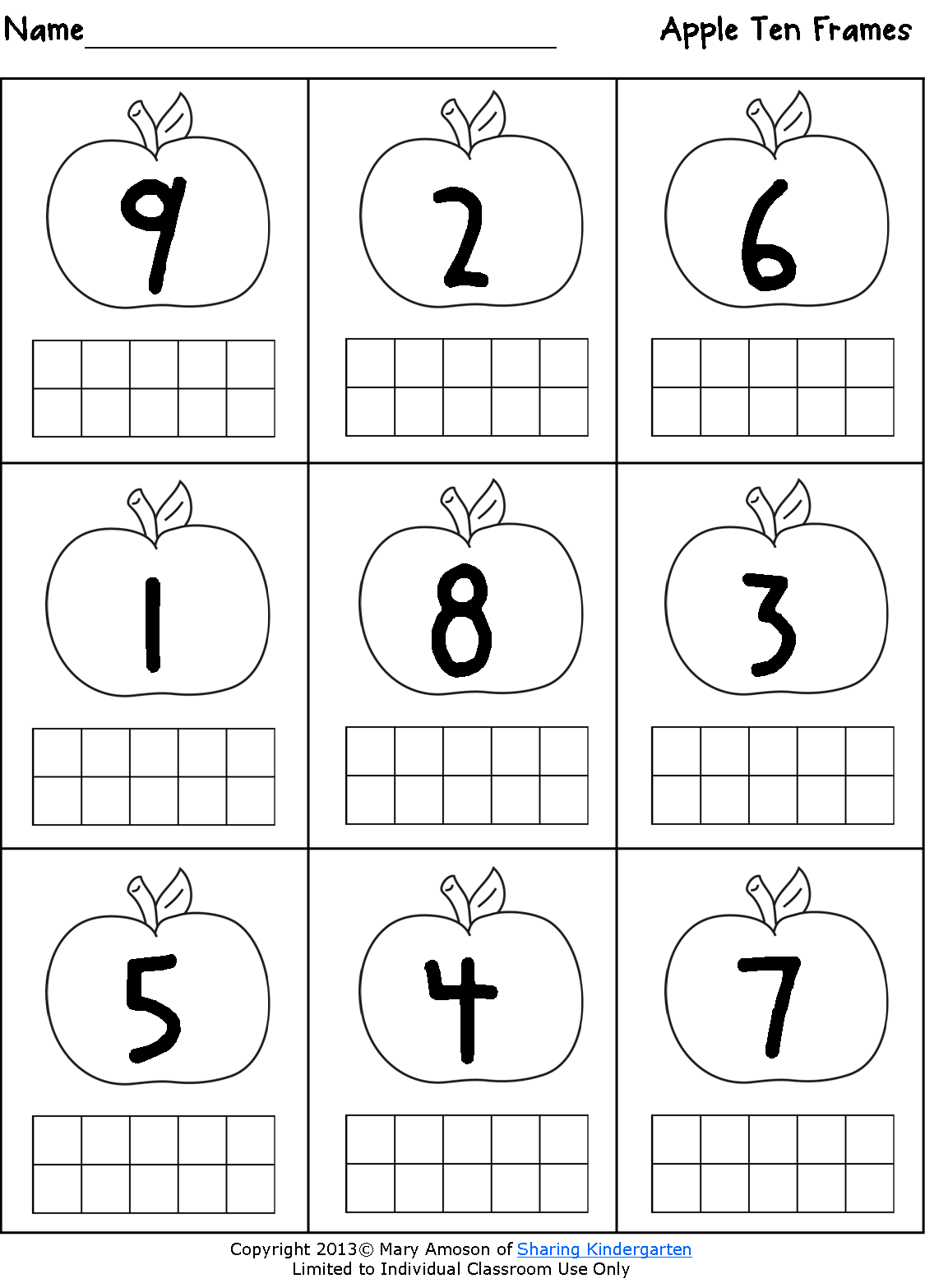One clipart unifix cubes. A is for apple