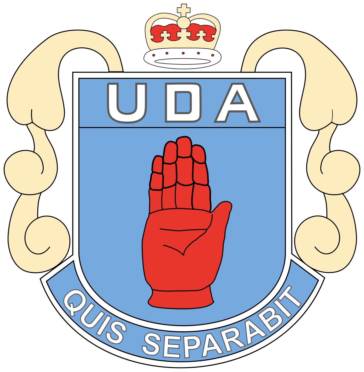 Clipart word 2013 strikingly. Ulster defence association wikipedia