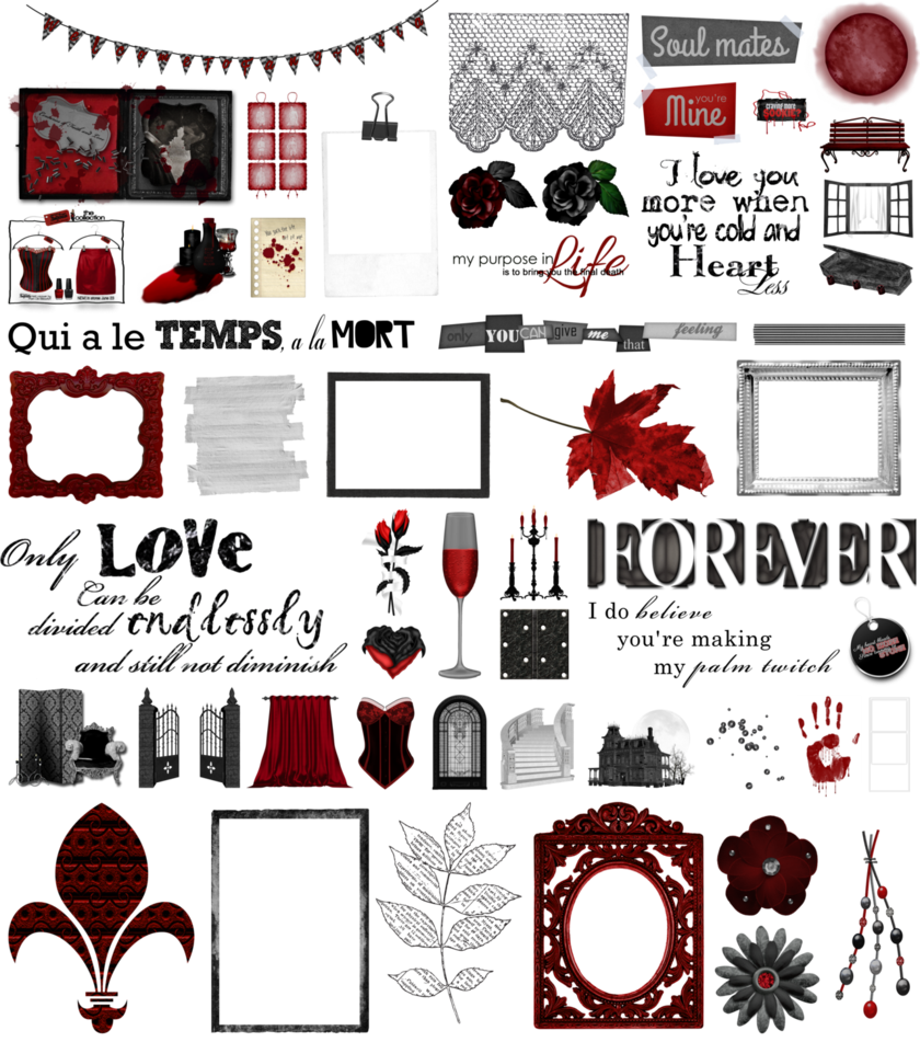 Vampire clipart transparent background. True blood word art