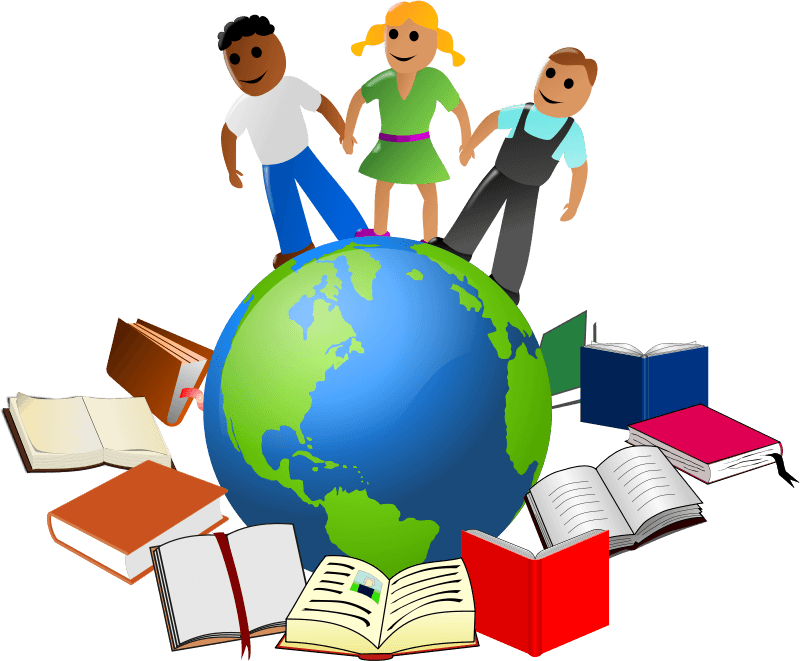 Clipart world animated. Free reading cliparts download