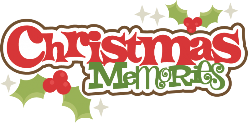 Svg cutting files cuts. Memories clipart christmas