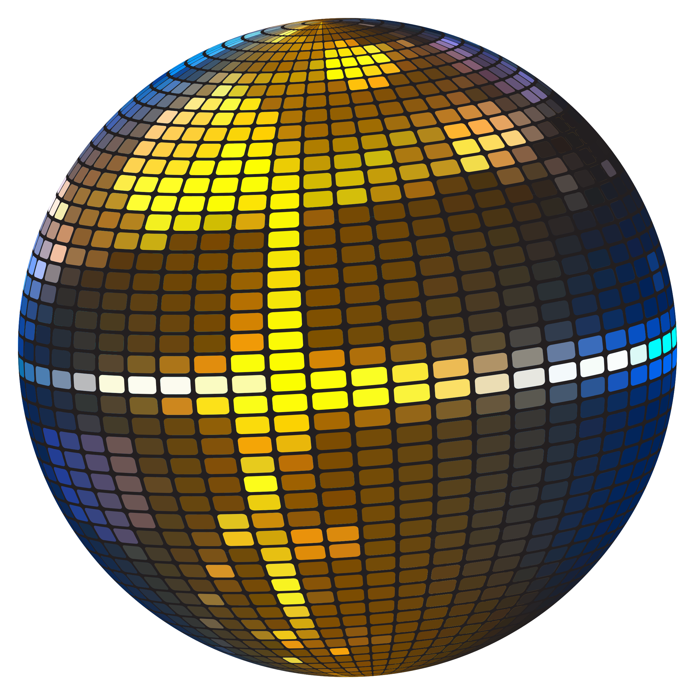 Disco clipart disco ball. Colorful big image png