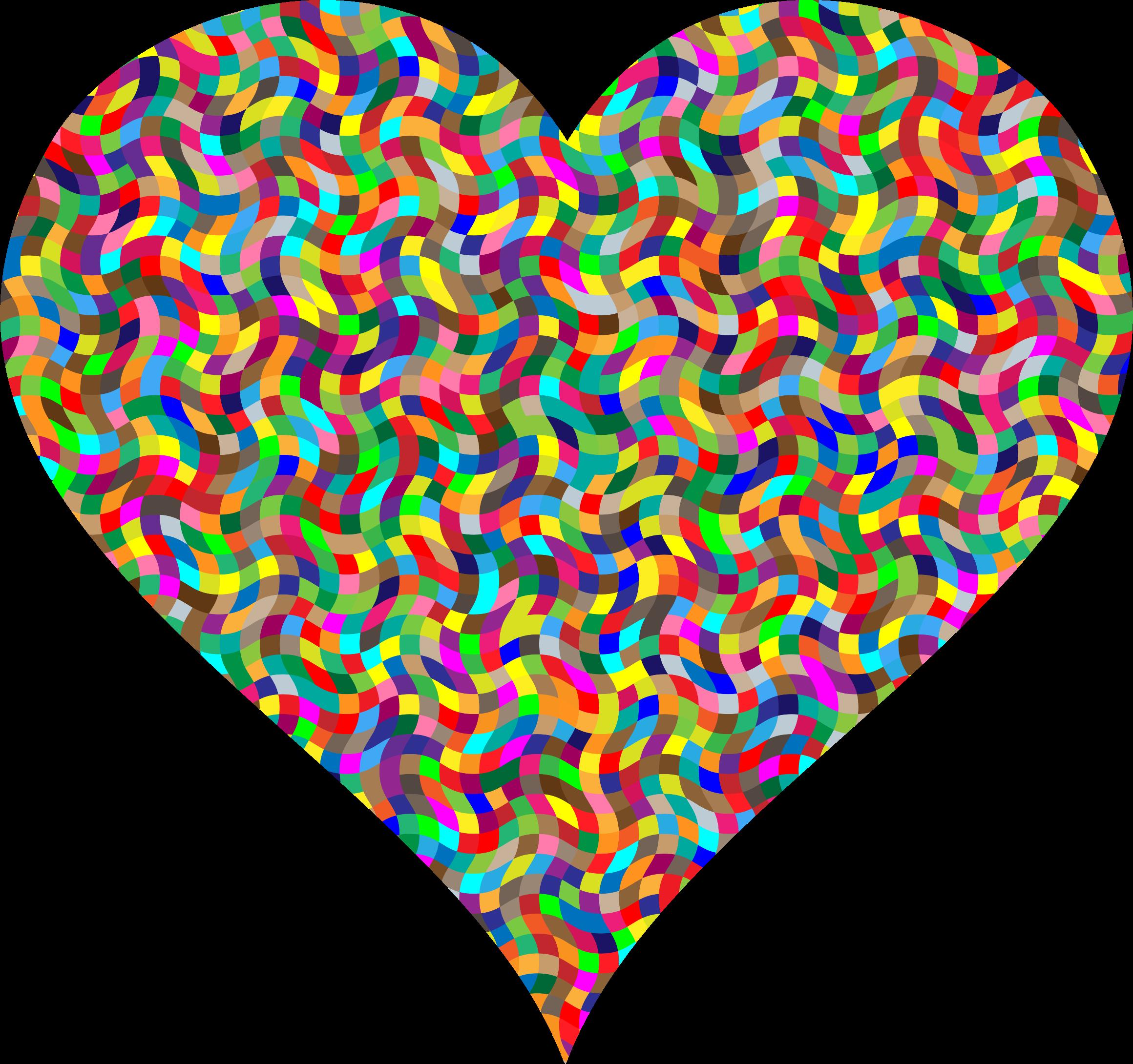Colorful heart clip art. Confetti clipart sprinkles