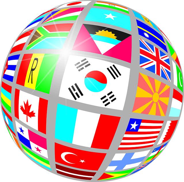 August culturs global magazine. Person clipart culture