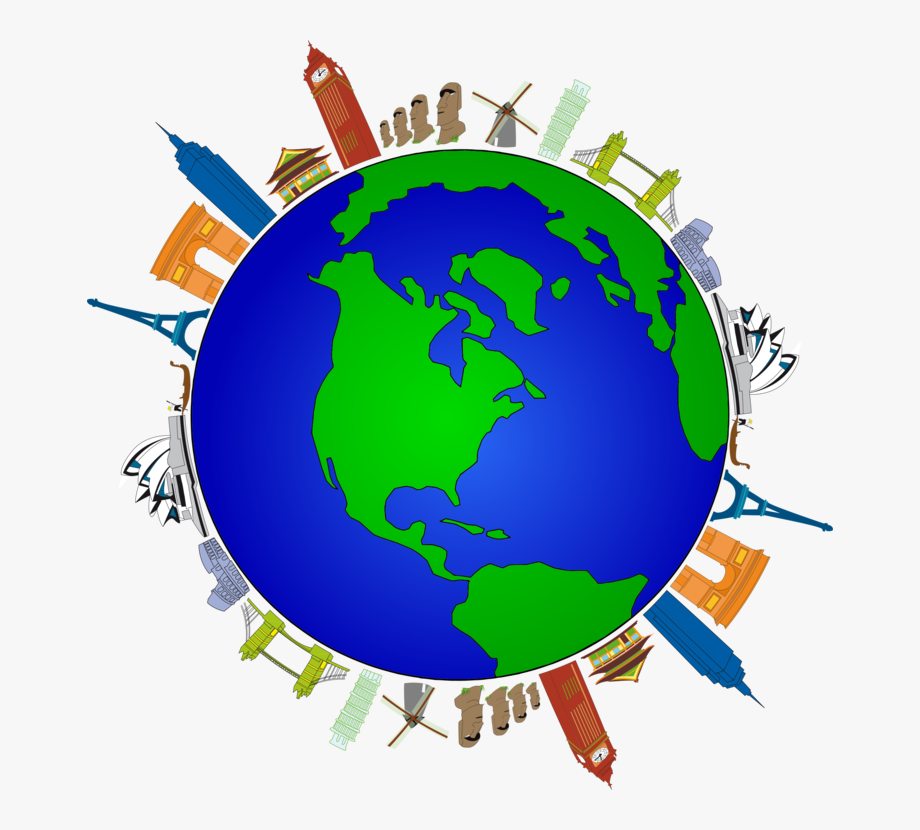 Clip art cliparts . Clipart world earth round