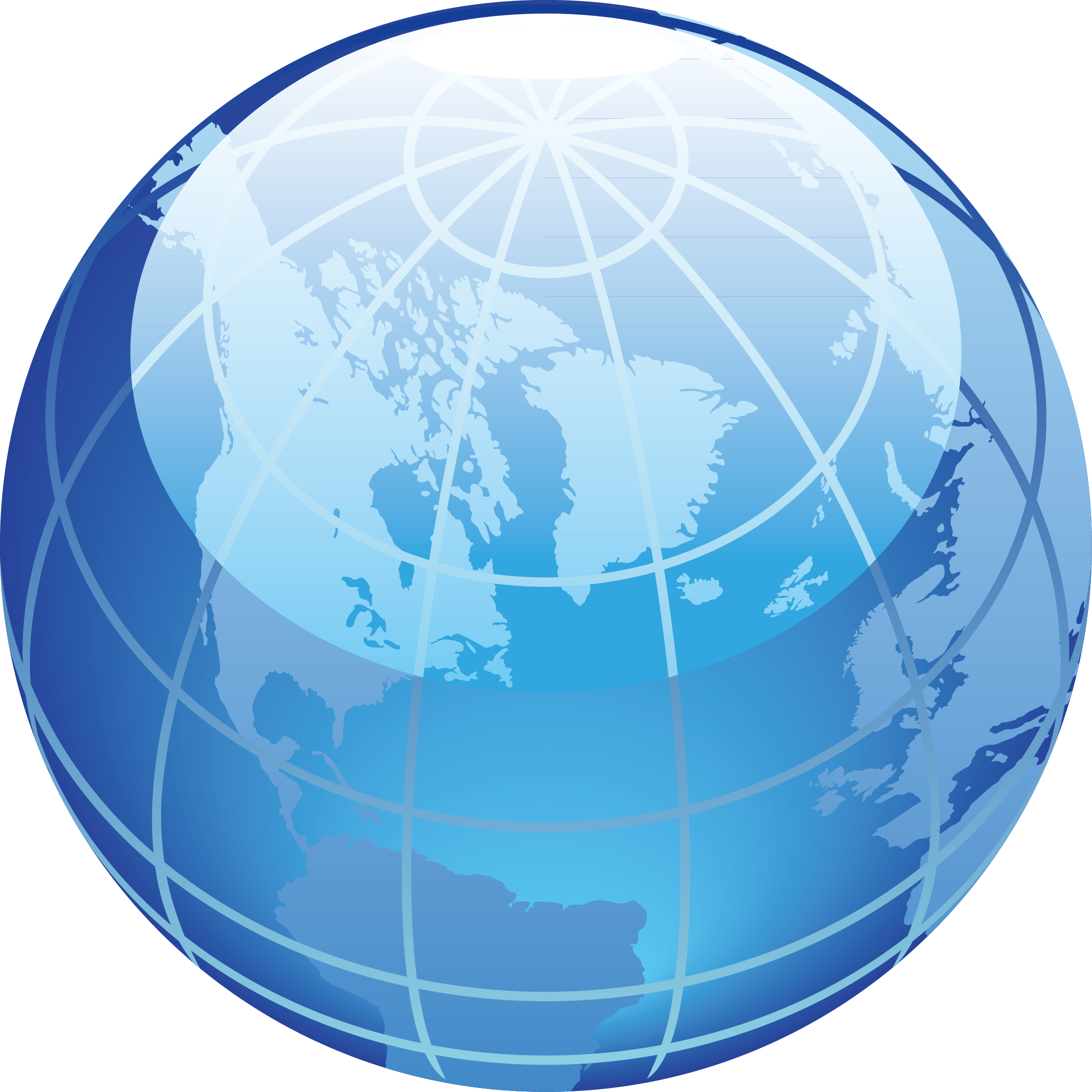 Channel partner business blue. Clipart world earth science
