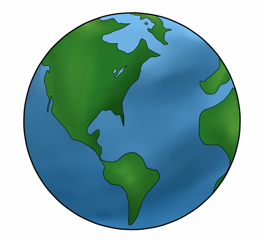 Planet animated clip art. Clipart world earth science