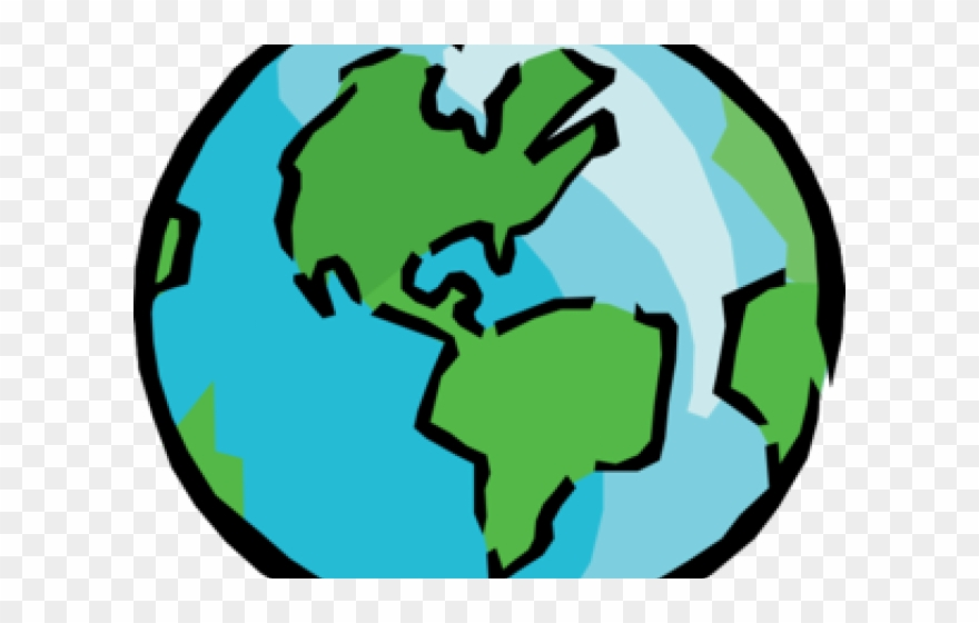 Clipart world eath. Geography real earth clip