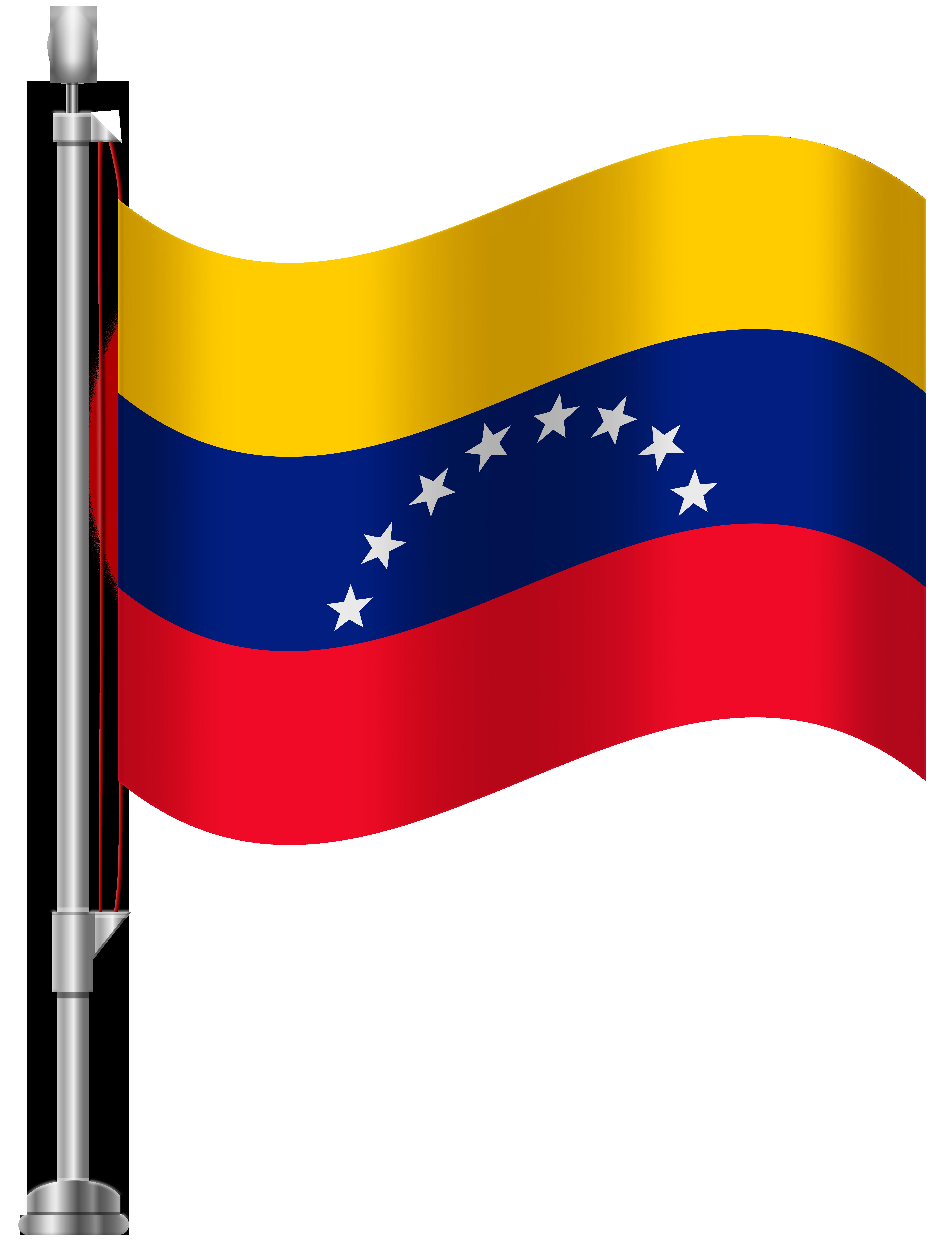 Venezuela flag png clip. Clipart world flags