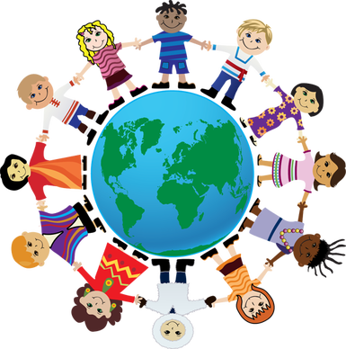 Clip art for day. Friendship clipart international