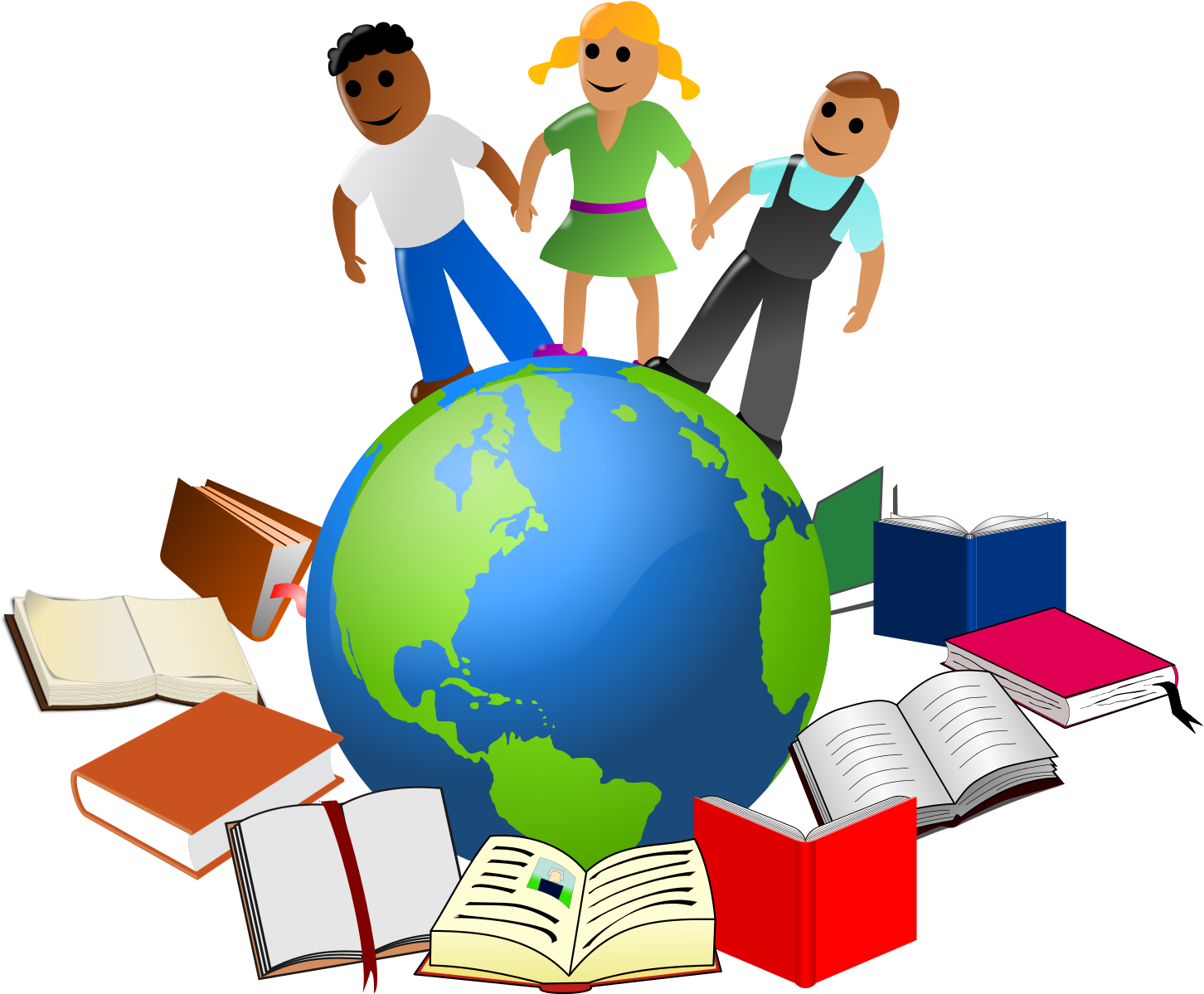 Clipart world global. Pushing the boundaries of