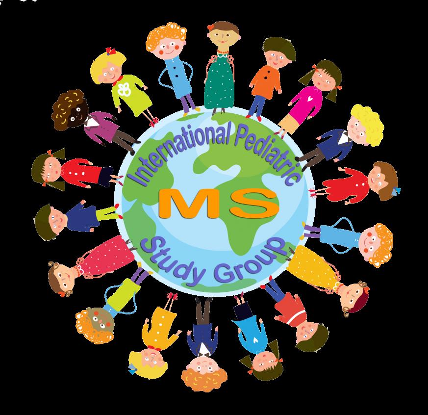 International pediatric multiple sclerosis. Study clipart global study