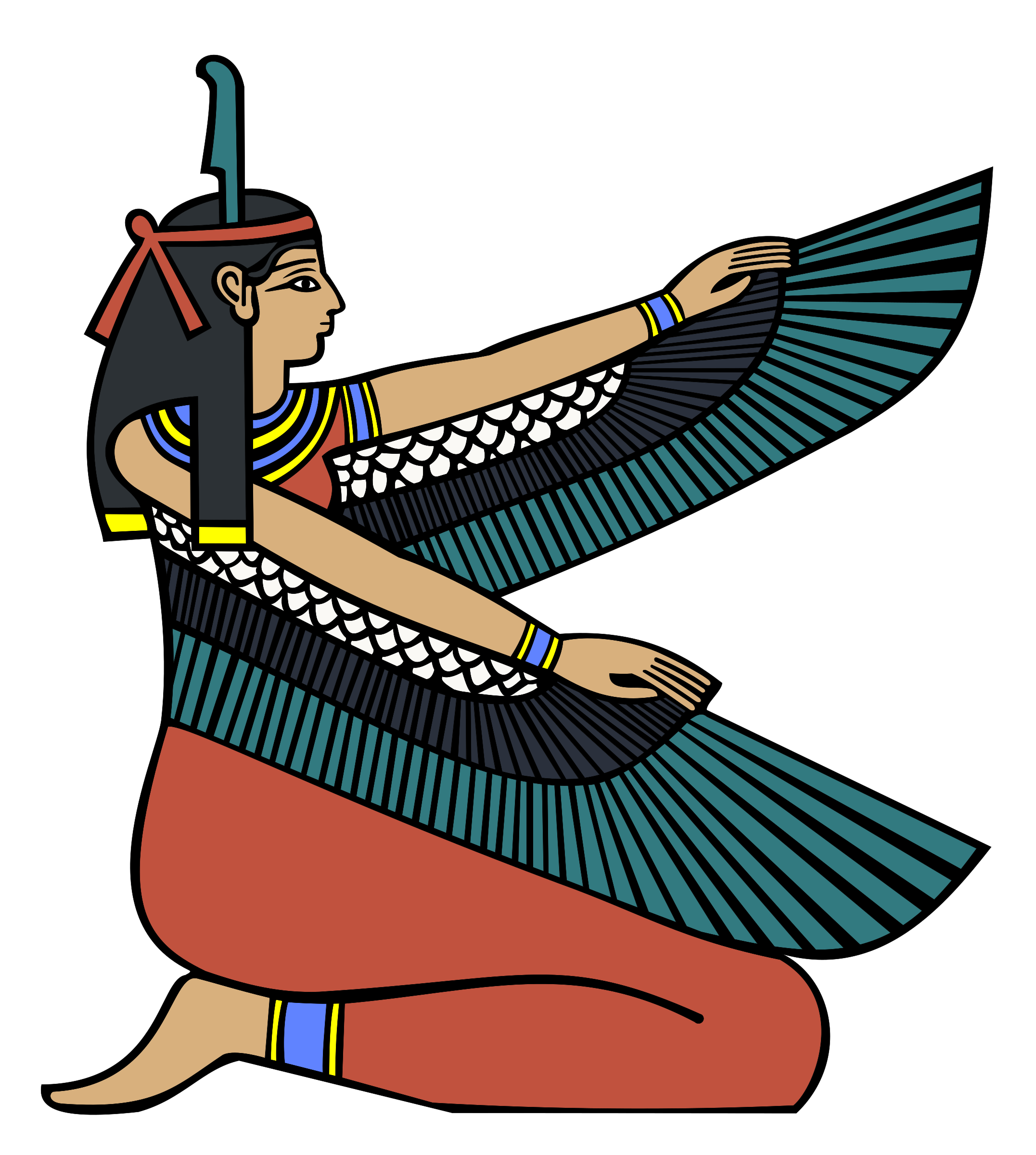 Maat big image png. History clipart general information