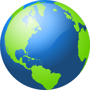 Clipart world history earth. B