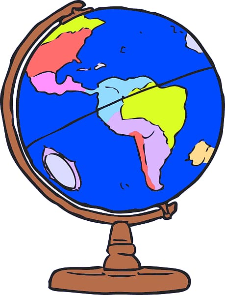 Globe class transparent background. Clipart world history earth