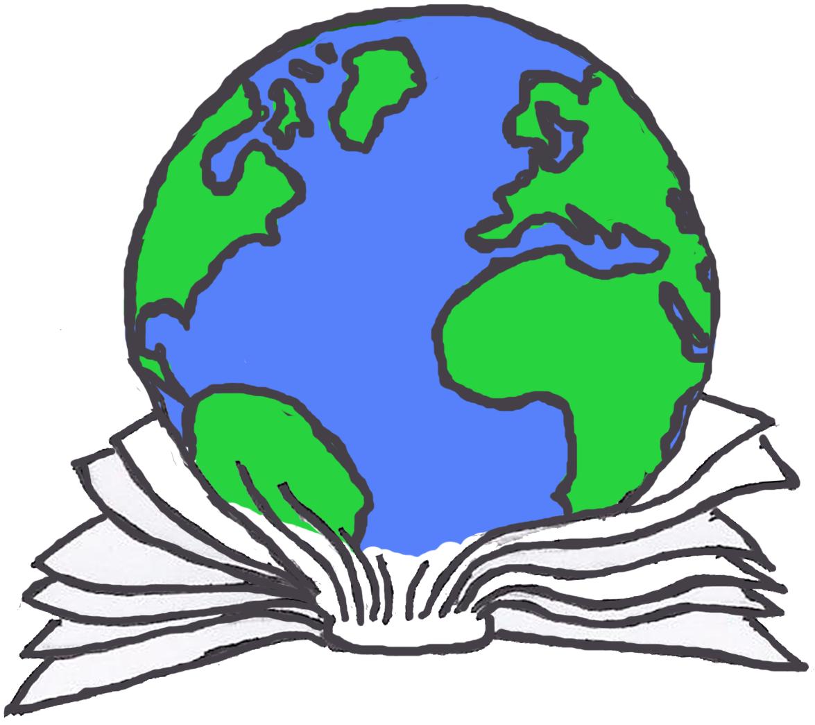 Logo i designed for. Clipart world history earth