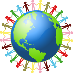 Clipart world holding hand around world. People hands the clip
