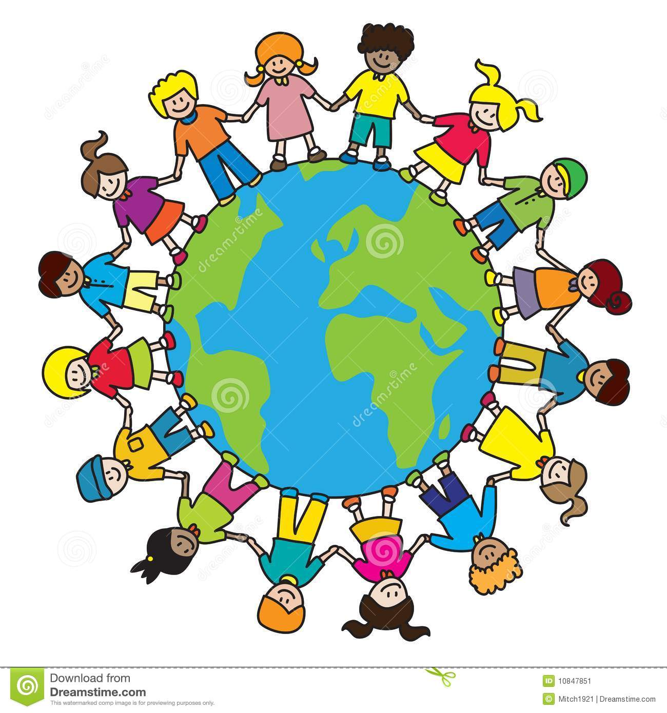 the clipartlook. Clipart world holding hand around world