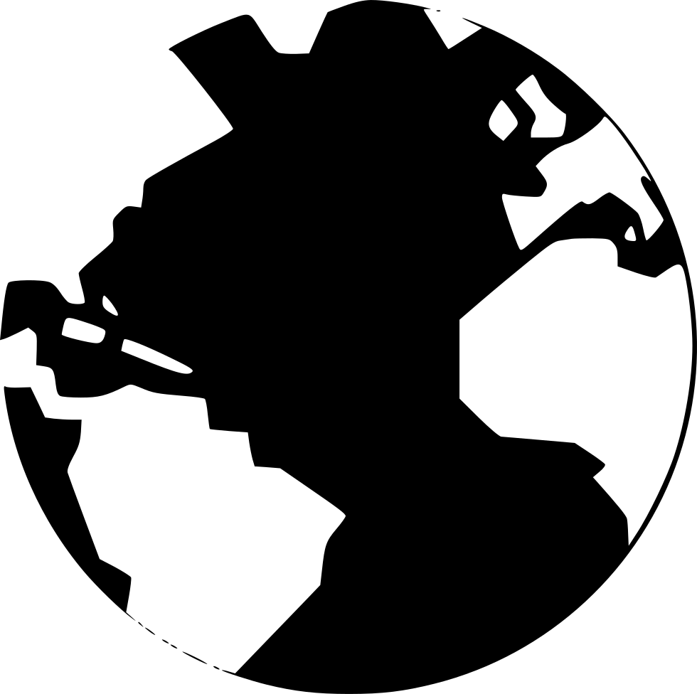 Planet svg png icon. Clipart world home earth