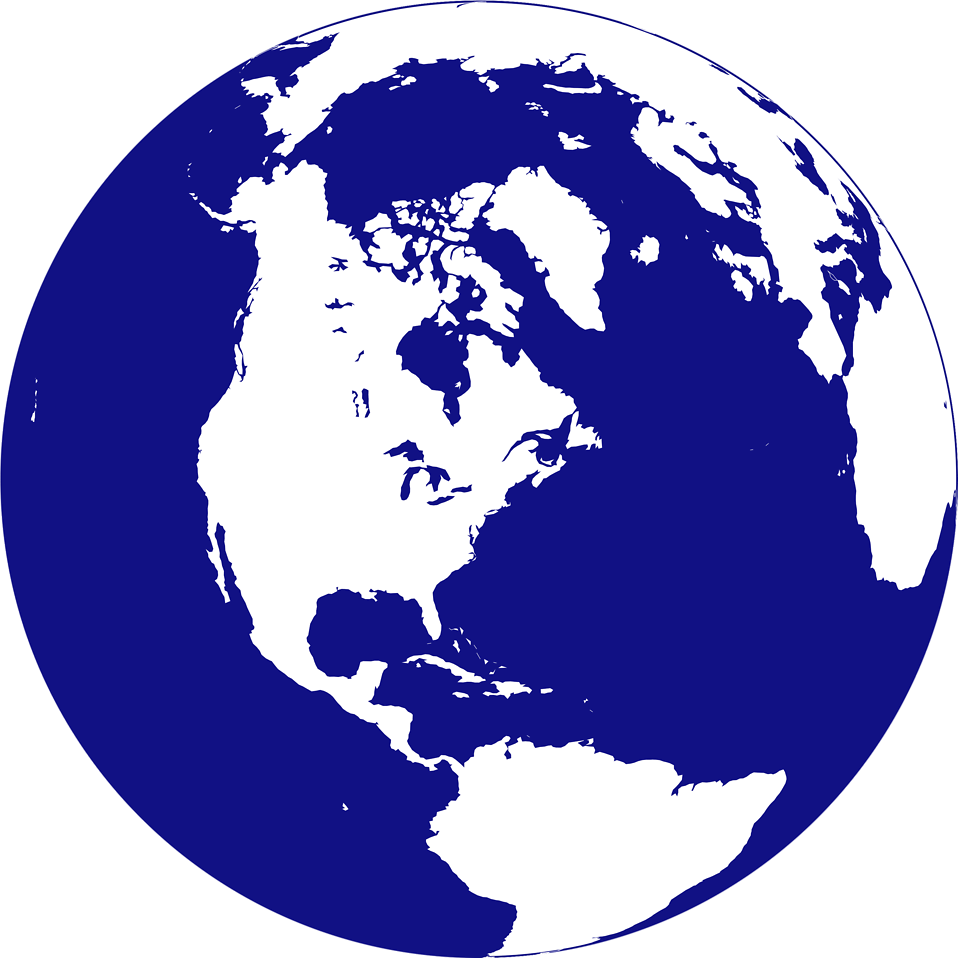 Clipart world home earth. Illustration of a globe